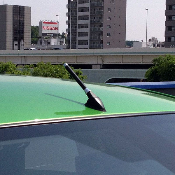 車/カー用品・部品 外装パーツ ショートアンテナ